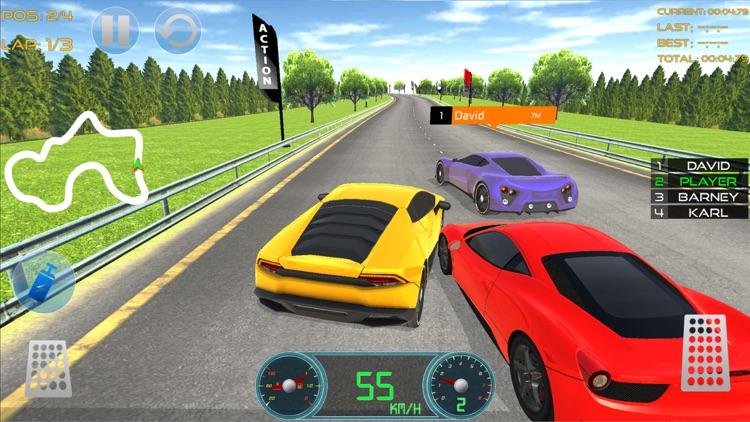Race Track Car Racing Fever screenshot-5
