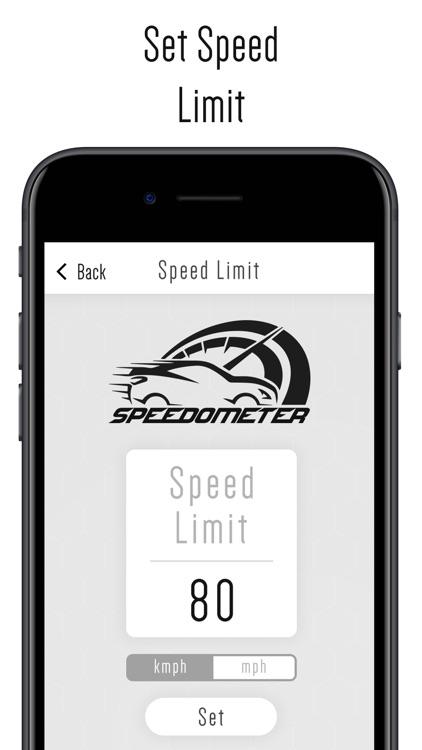 GPS Speedometer & Compass HUD screenshot-4