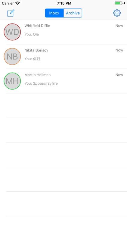 ChatSecure Messenger