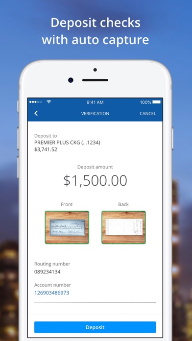 Chase Mobile review screenshots