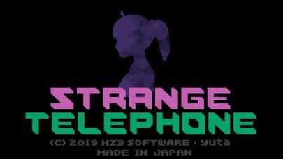 Strange Telephone screenshot1