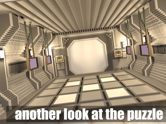 Room escape in voxels screenshot 5