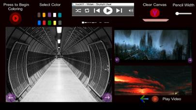 Oceanic Prog Coloring DX screenshot 1