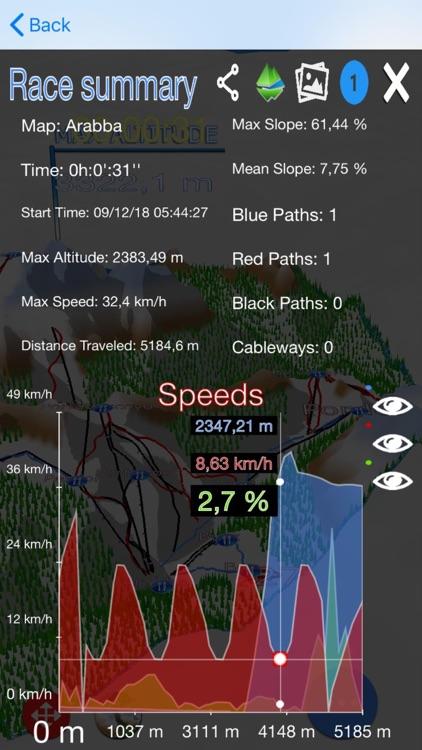 3DSkiTracks - France screenshot-6