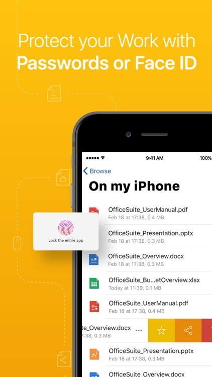 OfficeSuite & PDF editor screenshot-8