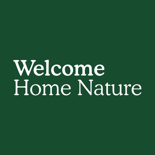 Welcome Home Nature Friends