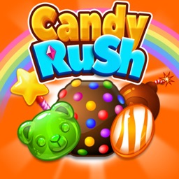 Candy Rush 2021 Match 3 Games