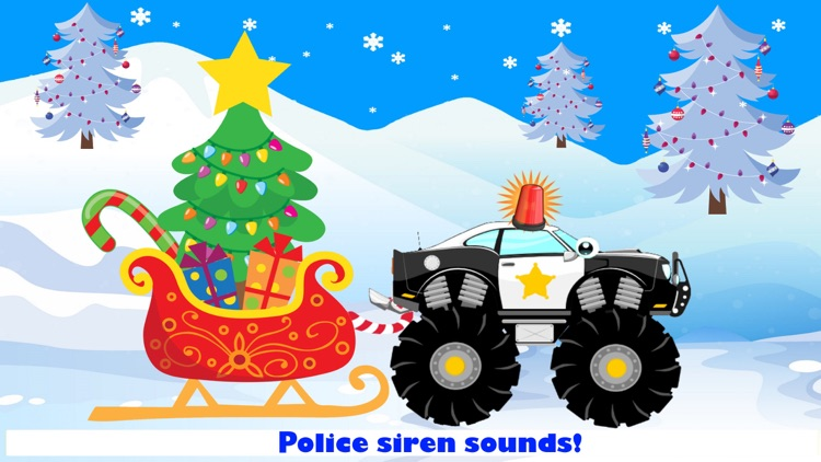 Police Car Games for Driving screenshot-8