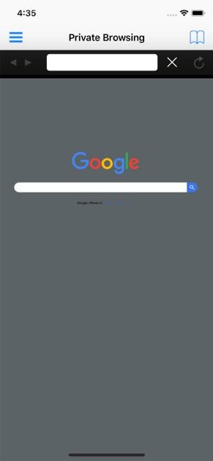 Trình duyệt web riêng tư ẩn