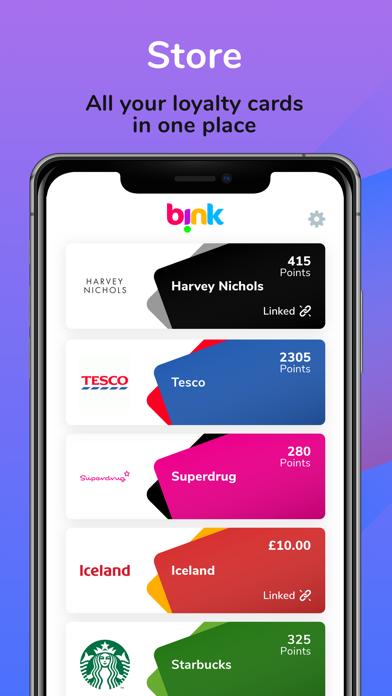 Bink: Loyalty & Rewards Wallet screenshot one