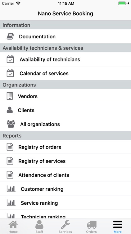 Nano Service Booking screenshot-7