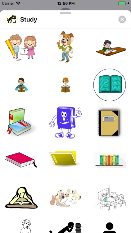 Study Stickers screenshot-2