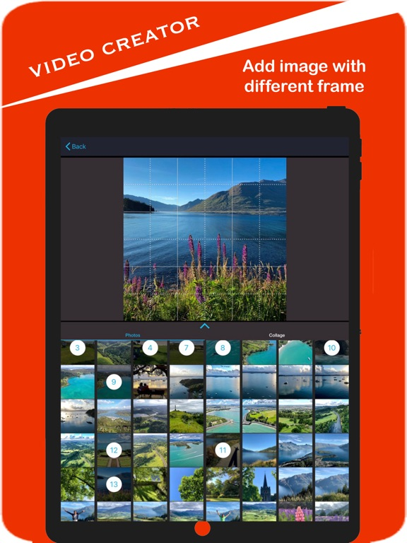 Videomarket - Movie Maker-ipad-2