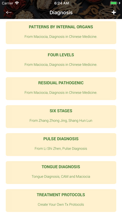 Screenshot for TCM Clinic Aid in Denmark App Store