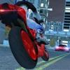都市交通オートバイ運転シミュレータ