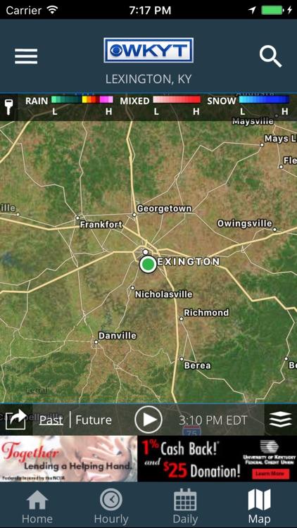 WKYT FirstAlert Weather screenshot-4