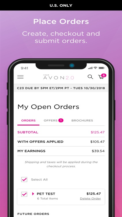 Avon On the Go screenshot-5