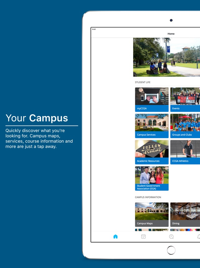 College Of Coastal Georgia Campus Map.College Of Coastal Georgia On The App Store