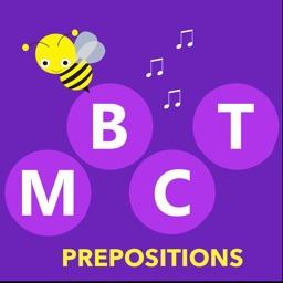 MBCT - Prepositions