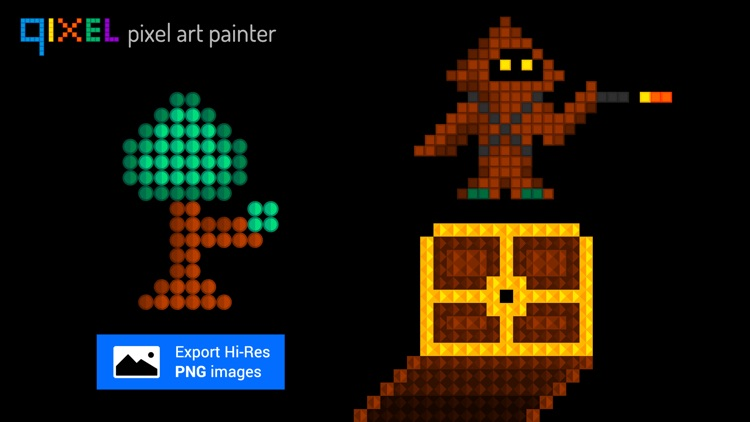 QIXEL - Pixel Art Maker screenshot-4