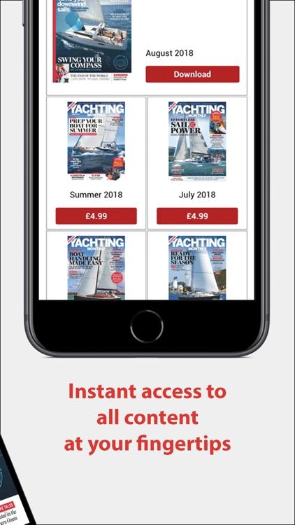 Yachting Monthly Magazine UK