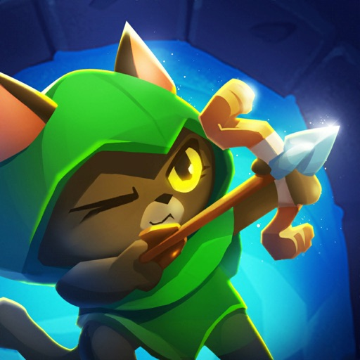 Cat Force - Puzzle Game icon