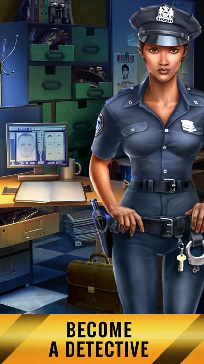 Crime City: Hidden Object screenshot-3