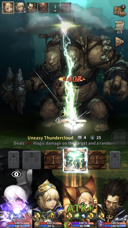 Chromatic Souls screenshot-5