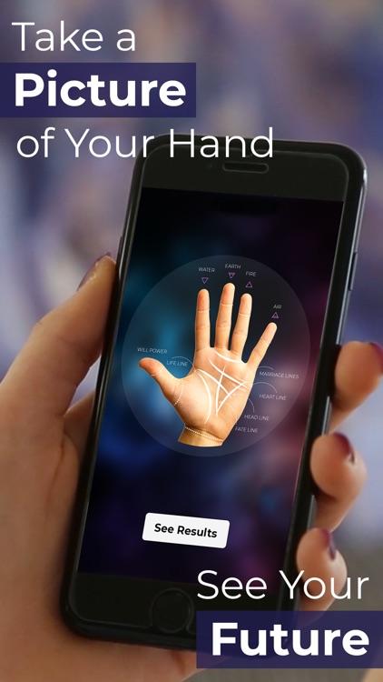 PalmHD: Palm Reader screenshot-0