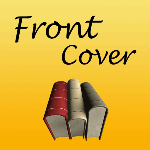 FrontCover - A Reading App