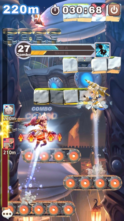 Jump Arena screenshot-0