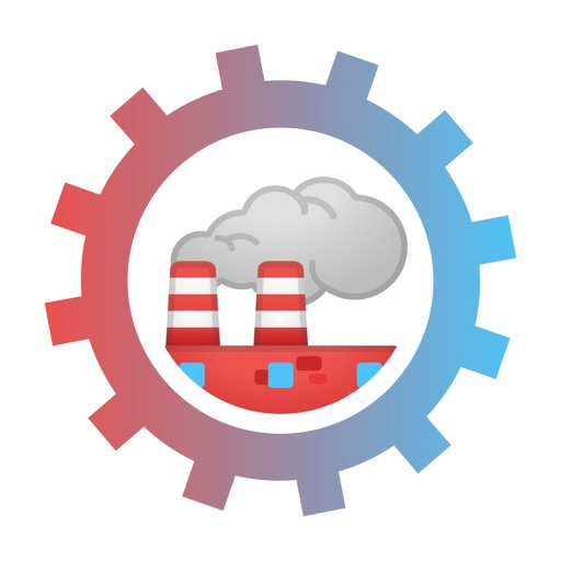 Industry Idle - Factory Tycoon icon