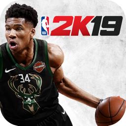 Ícone do app NBA 2K19