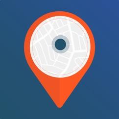 F Circle - Location Finder Обзор приложения