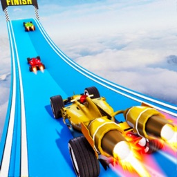 Formula Jet Car Stunts