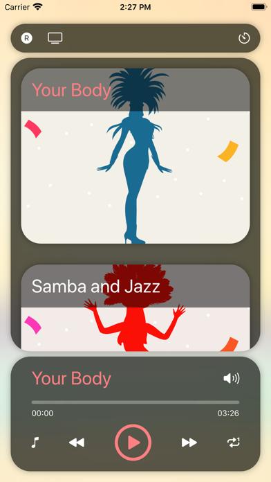 Lateinamerikanische MusikScreenshot von 1