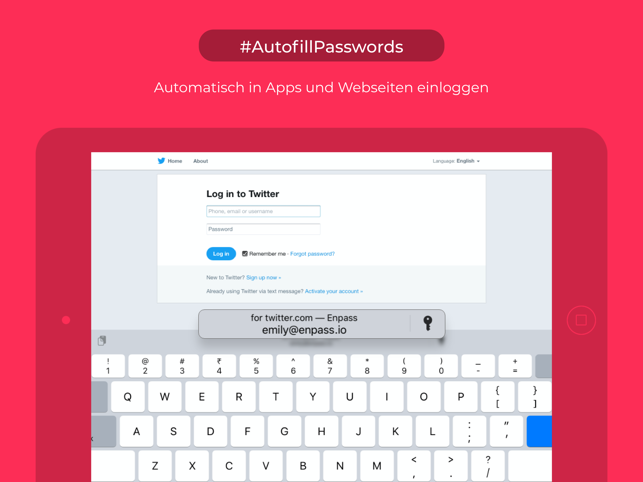‎Enpass Password Manager Screenshot