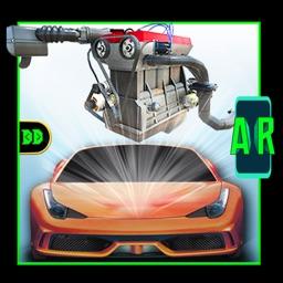 Engine Visualization 3D & AR