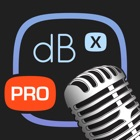 Decibel X PRO: dBA Noise Meter icon