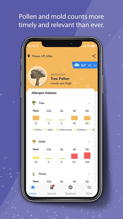 Pollen Wise screenshot-1