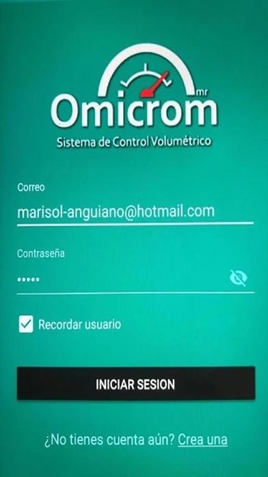 FACTURADOR OMICROMCaptura de pantalla de1