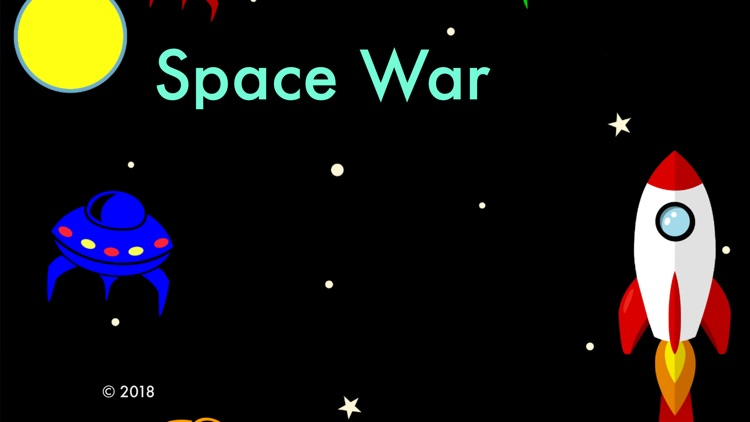Space War !!! screenshot-0