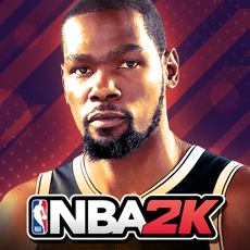 ‎NBA 2K Mobile Basketball
