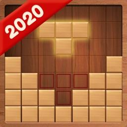 Woody Block Puzzle - 2020
