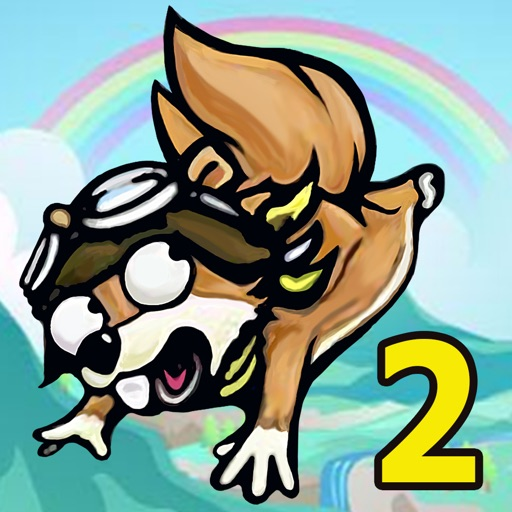 Fly Squirrel Fly 2: Launcher