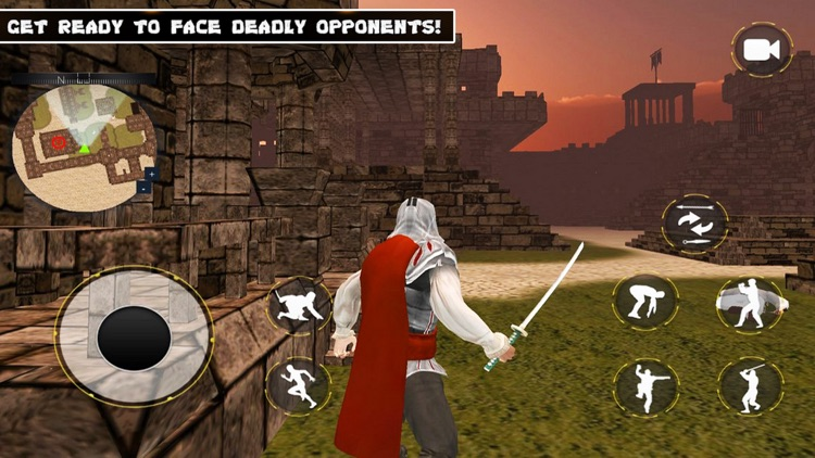 Fighting Heirloom sword