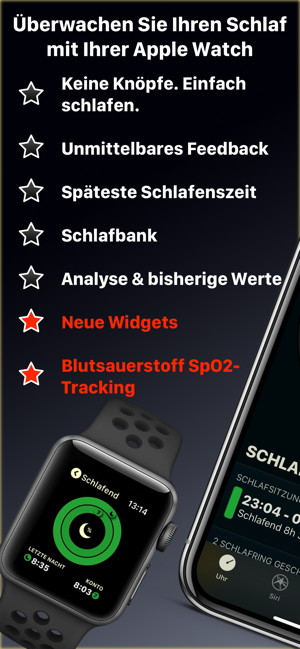 ‎AutoSleep Schlaftracker Screenshot