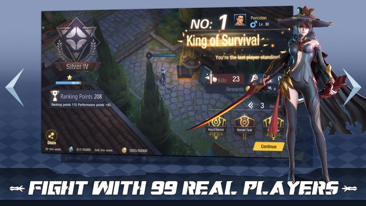 Survival Heroes screenshot-4