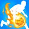App Icon for Dribble Hoops App in Belgium IOS App Store