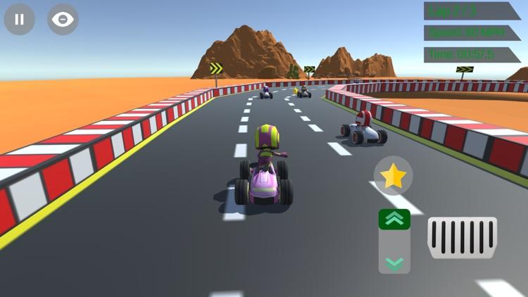 Mini Speedy Racers screenshot-5